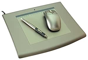 Wacom Intuos2  6X8 USB Tablet -Platinum (XD68USBPLAT)