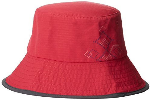 Outdoor Research Womens Solaris Bucket Hat, Desert Sunrise/Dark Grey, Large