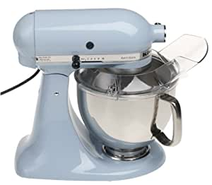 Amazon Com Kitchenaid Ksm150pslv Artisan Series 5 Quart