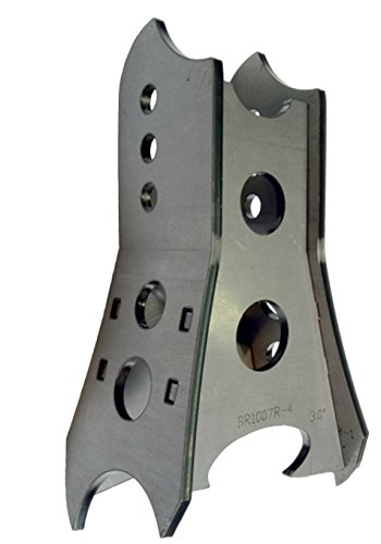Artec Industries BR1008R-GNKQ Adjustable Link Tower 10 Deg Offset 3.25 Inch Right Single by Artec Industries