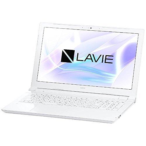 NEC 15.6型ノートPC [Office付きWin10 HomeCore i3] LAVIE Note Standard エクストラホワイト PC-NS300HAW   B074PRST6N