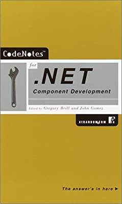 codenotes for net brill gregory