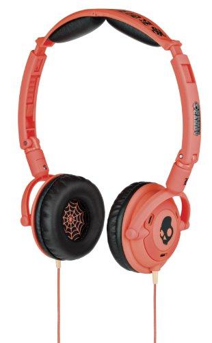 Skullcandy Lowrider Headphones 2011 - Red