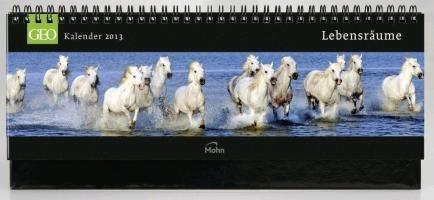 GEO-Tischquerkalender: Lebensräume 2013