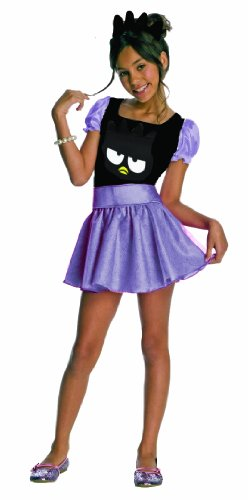 [Hello Kitty Badtz Maru Dress Child Costume - Small] (Hello Kitty Child Costumes)