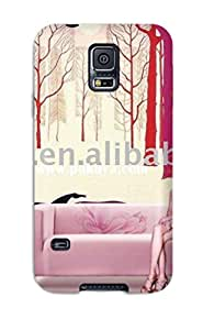 New Premium Alex Beautiful New Fabulous Modern Skin Case Cover Excellent Fitted For Galaxy S5
