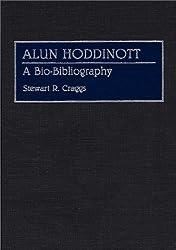 Alun Hoddinott: A Bio-Bibliography (Bio-Bibliographies in Music)
