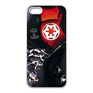 Custom The Star Wars Desgin Super Quality TPU Case Cover for iPhone 5/5s
