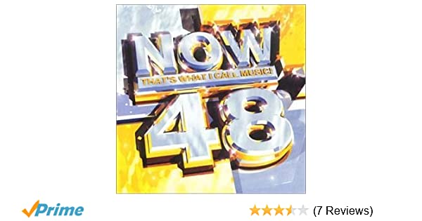 fe9ae5756 Various Artists - Now That s What I Call Music! Vol. 48 (UK Series) -  Amazon.com Music