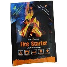 Instafire 3 Pack of Single use mylar pouch - Fire Starter