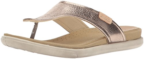 ECCO Grau 1375warm Damara Sandal Sandali Donna Grey 7qr6F7SaW