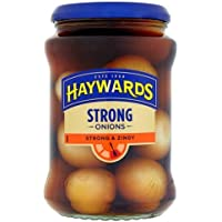 Haywards Strong & Zingy Onions 400g (Pack of 3)