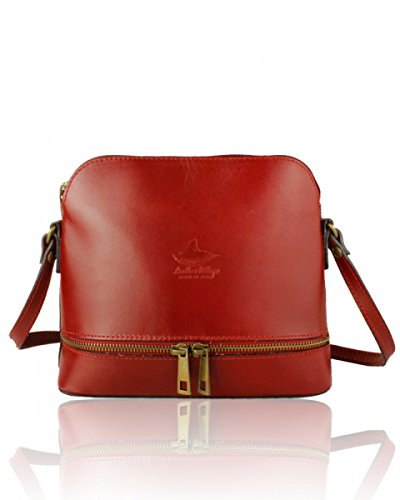 Bag Cross M Style1 London Burgundy Craze Womens WFqpnH1wZ