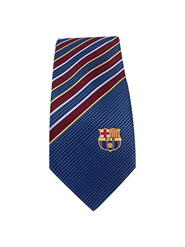 F.C. Barcelona Tie St: Amazon.es: Joyería