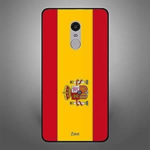 Xiaomi Redmi Note 4 Spain Flag