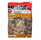 PECAN WOOD CHUNKS 4LB (Pkg of 3)
