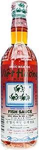 Three Crabs Brand Fish Sauce, 24-Ounce Bottle