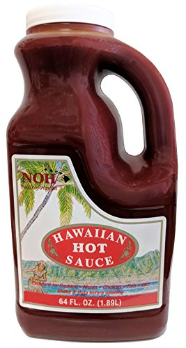 - NOH Foods of Hawaii Hawaiian, 64 Ounce, Hot Sauce