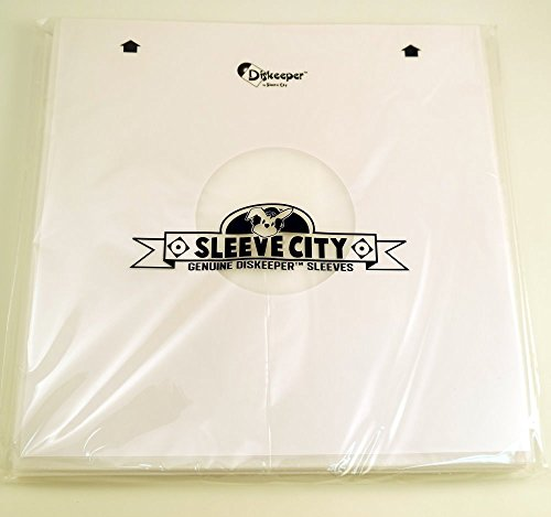 Diskeeper Ultimate Audiophile Record Sleeves