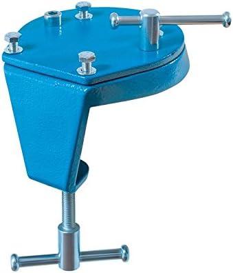 Heuer 119104 - Pinza rotativa, abrazadera de mesa giratoria 2 en 1 ...
