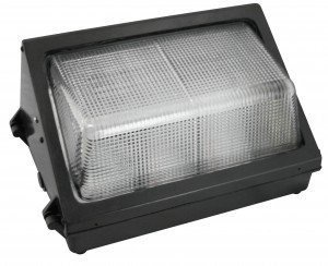 Ciata 90 Watt LED Wallpack Fixture Cool White 5000K - Equivalent To 400 Watt by Ciata Lighting