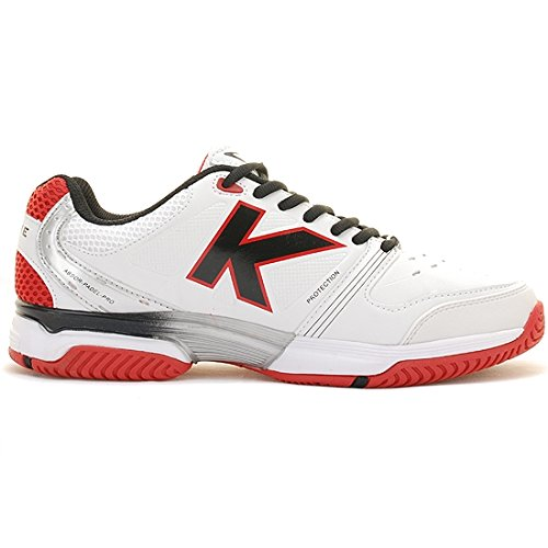 Kelme - Running - Absor Padel - Blanco: Amazon.es: Zapatos y ...