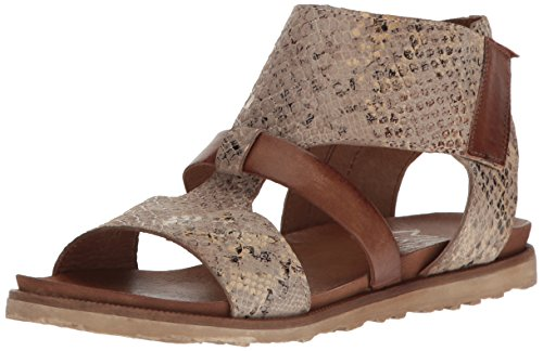 Women's Stone Platform Miz Tamsyn Sandal Mooz Snake 1Sqx5nRa