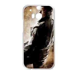 Terminator HTC One M8 Cell Phone Case White Otni