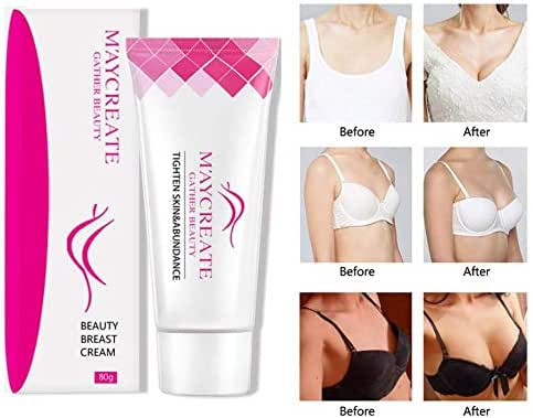 Petansy Breast Cream Firming Breast Enlargement Cream Must Up Breast Cream Massage Breast Firming Tightening Big Boobs Bigger Bust for Women (1 Pack)