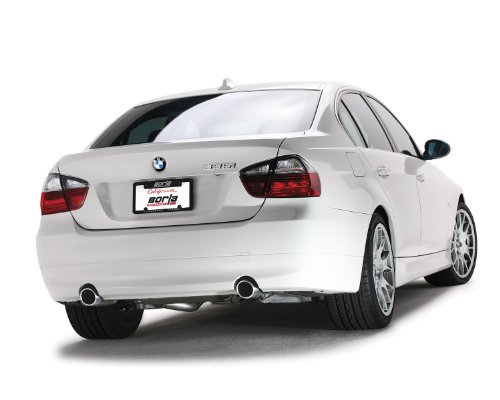 Borla 140276 Cat-Back Exhaust System - 335i/iX COUPE/SEDAN '07-'08