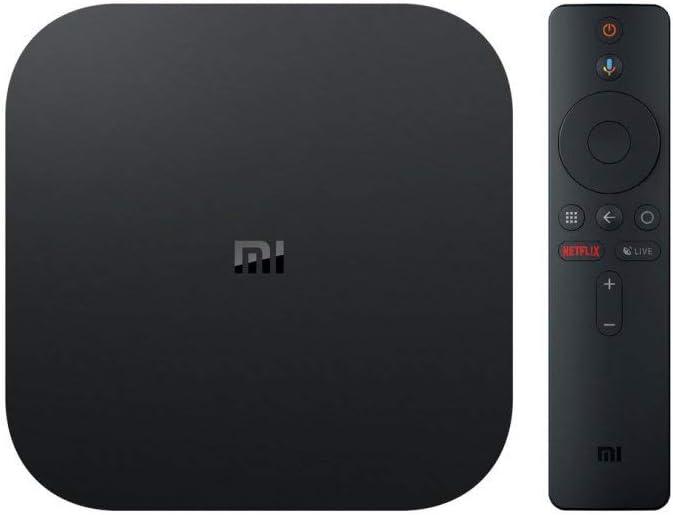 Xiaomi Mi Box S, TV Box, Tamaño Único, Multicolor: Amazon.es: Electrónica