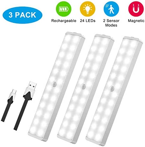 Rechargeable Wireless Stairway Wardrobe Pack product image
