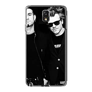 Shockproof Hard Cell-phone Cases For Samsung Galaxy Note3 (Prk20175NQoh) Support Personal Customs Fashion Avenged Sevenfold Image