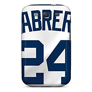 Cases Detroit Tigers - Protector For Galaxy S3 - Attractive Cases