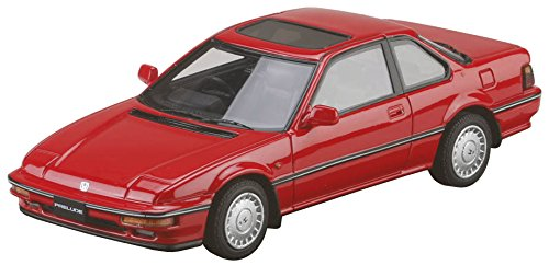 Details about MARK43 1/43 Honda Prelude Si (BA5) 1987 Phoenix Red finished  product
