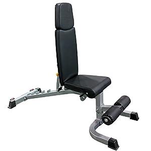 Titan Adjustable Weight Bench - 1000 LB Capacity - Incline Decline Flat