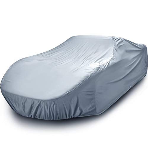 AutoPartsMarket Mercedes CLK-Class Convertible 2003 2004 2005 2006 2007 2008 2009 Ultimate Waterproof Custom-Fit Car Cover