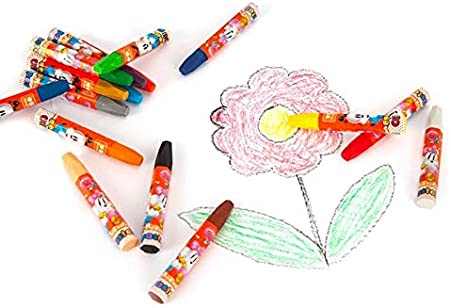ZhongCai Crayola Crayons Azul