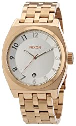 Nixon A325-2044 Ladies The Monopoly Rose Gold Watch