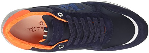 Uomo Basso Blu Bp Sneaker Cosimo a Collo D'Acquasparta U700 ZwYXI0zq