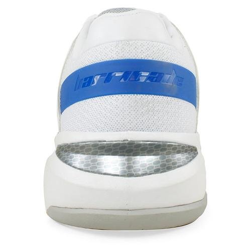 adidas adipower mens barricata 8 scarpa da tennis blu / bianco comprare