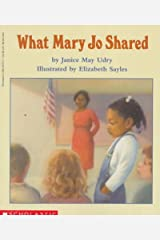 What Mary Jo Shared Paperback
