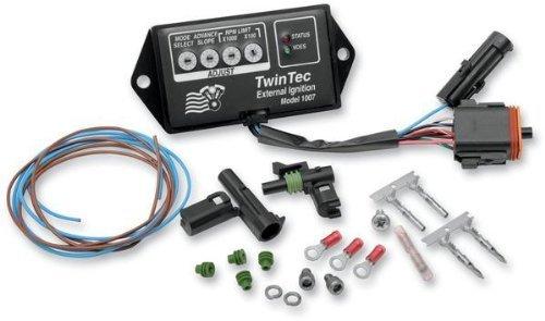 Daytona Twin Tec External 8-Pin Ignition Module Model 1007 for Harley Davidson (Module Ignition External)