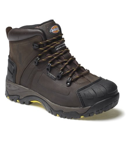 Safety 9 Black Unisex Boots Medway Dickies 0w75qY