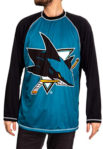 nhl sharks shirt - 7