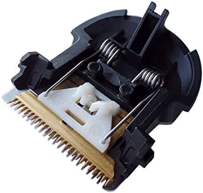 Deylaying Cuchilla de Recortadora Eléctrica de Repuesto para Philips HC7460 HC7462 HC9450 HC9452 HC9490 - Corte de Pelo Cortapelos Cortador Cabeza, 1 Kit: Amazon.es: Salud y cuidado personal