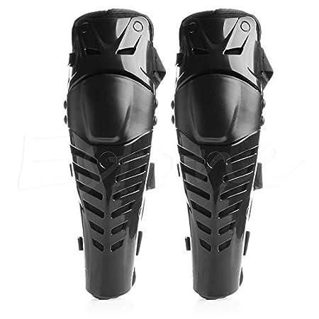 KINTRADE Motorcycle Racing Protector de Engranaje de Motocross Protecciones de Rodillas Almohadillas