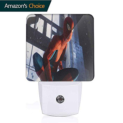 OriginalSun Night Lights for Adults Spiderman