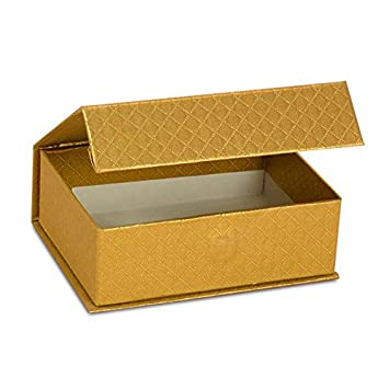 Amazon.com: 3 capas caja oro Fliptop cajas 8 – 3/8