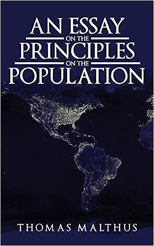 an essay on population